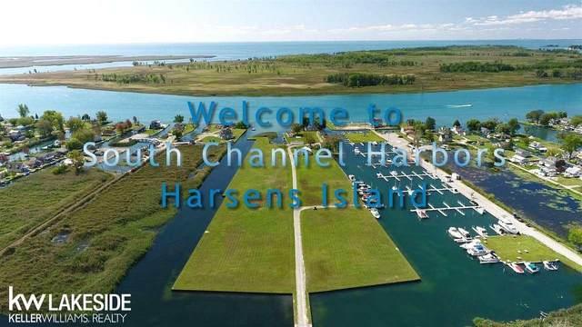 7321 North Bay Drive Lot 14, Harsens Island, MI 48028 (MLS #50055096) :: The BRAND Real Estate