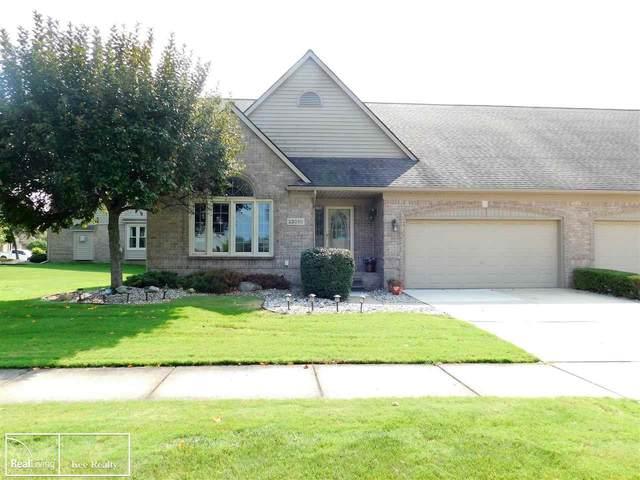 23090 Mission Valley N, Macomb, MI 48042 (MLS #50055141) :: Kelder Real Estate Group