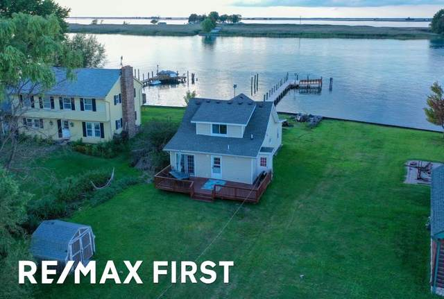 8018 Middle Channel, Harsens Island, MI 48028 (MLS #50055345) :: The BRAND Real Estate