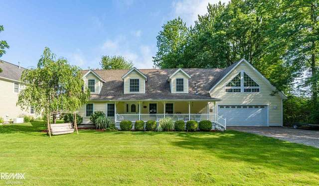 423 Ash, Harsens Island, MI 48028 (MLS #50055366) :: The BRAND Real Estate