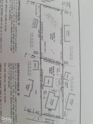 1813 Michigan St, Algonac, MI 48001 (MLS #50055433) :: The BRAND Real Estate