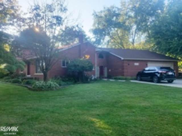 45461 Abington, Macomb, MI 48042 (MLS #50055475) :: The BRAND Real Estate