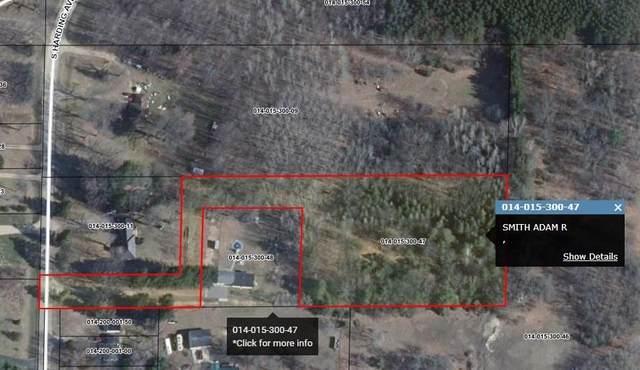 TBD Harding Avenue, Farwell, MI 48622 (MLS #50055486) :: Kelder Real Estate Group