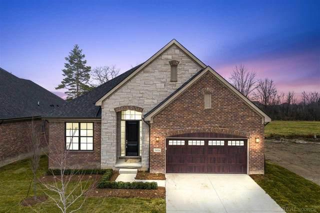 3877 Reserve Drive Unit # 07, Sterling Heights, MI 48314 (MLS #50055501) :: Kelder Real Estate Group