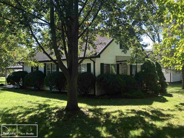 9625 Ester Green, Algonac, MI 48001 (MLS #50055557) :: The BRAND Real Estate