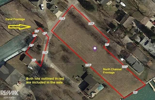 444 Lathrop, Algonac, MI 48001 (MLS #50055698) :: The BRAND Real Estate