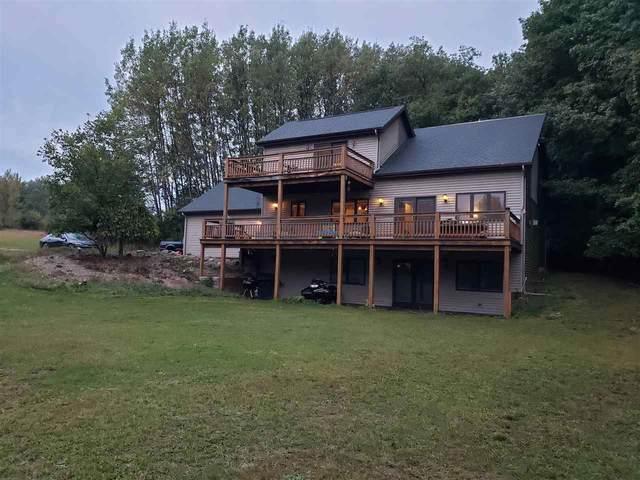 401 Mill, Farwell, MI 48622 (MLS #50055751) :: Kelder Real Estate Group