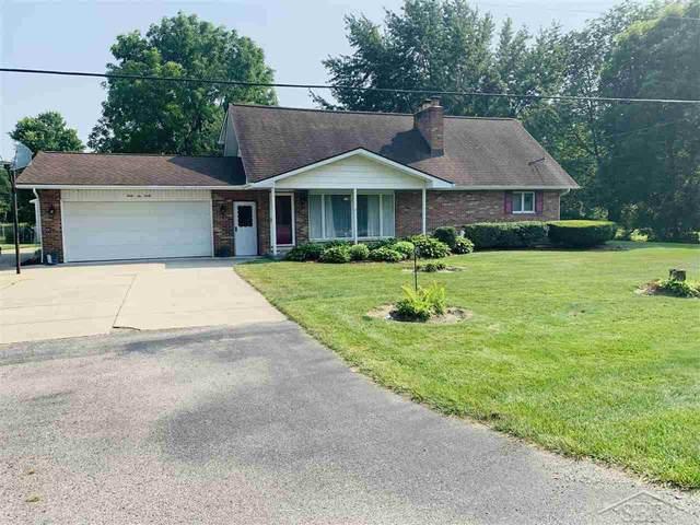 4640 Baker, Bridgeport, MI 48722 (MLS #50056059) :: The BRAND Real Estate