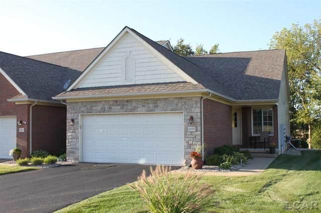 1019 Meadow View Bldg. 33 Unit 4, Tecumseh, MI 49286 (MLS #50056112) :: Kelder Real Estate Group