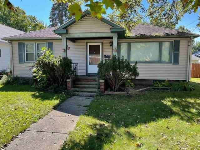 1711 Gratiot, Saginaw, MI 48602 (MLS #50056118) :: The BRAND Real Estate