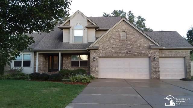 7066 War, Newport, MI 48166 (MLS #50056120) :: The BRAND Real Estate