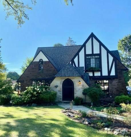 106 Country Club Blvd, Battle Creek, MI 49015 (MLS #50056124) :: Kelder Real Estate Group