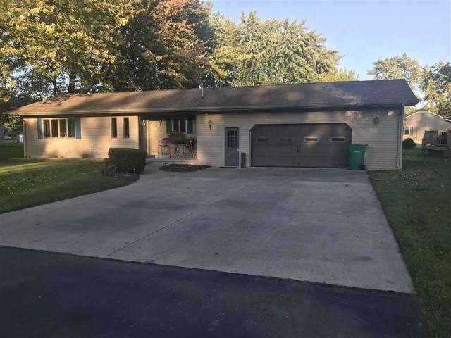 212 State Park, Bay City, MI 48706 (MLS #50056132) :: The BRAND Real Estate