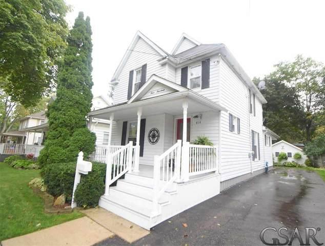 414 E Williams St., Owosso, MI 48867 (MLS #50056149) :: The BRAND Real Estate