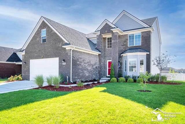691 Foxworth, Dundee, MI 48131 (MLS #50056190) :: Kelder Real Estate Group