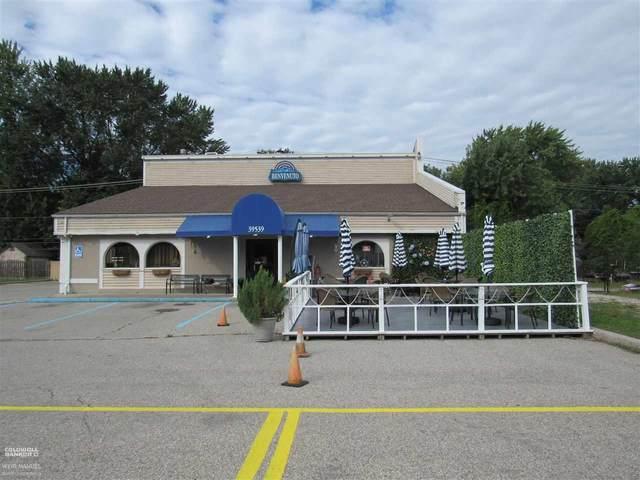 39539 Jefferson Ave., Harrison Twp, MI 48045 (MLS #50056463) :: Kelder Real Estate Group
