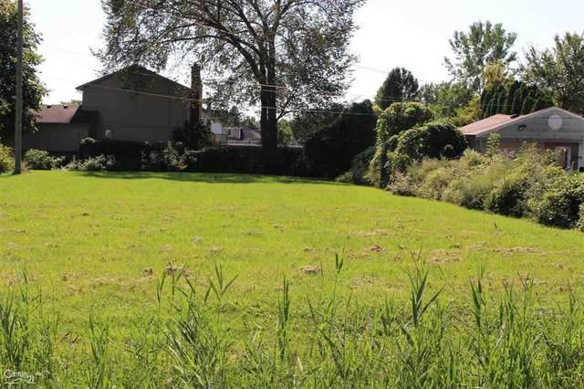 34281 Jefferson Lot 7, Harrison Twp, MI 48045 (MLS #50056587) :: Kelder Real Estate Group