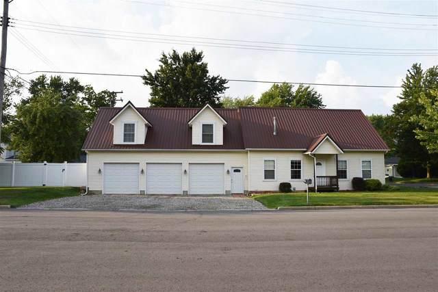 155 Truman St, Sandusky, MI 48471 (MLS #50056683) :: The Tom Lipinski Team at Keller Williams Lakeside Market Center