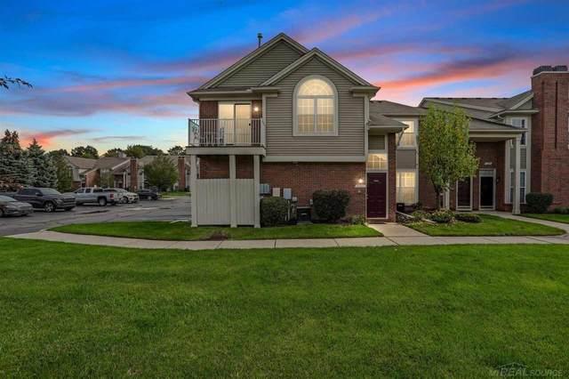 44307 Princeton, Clinton Township, MI 48038 (MLS #50057001) :: The BRAND Real Estate