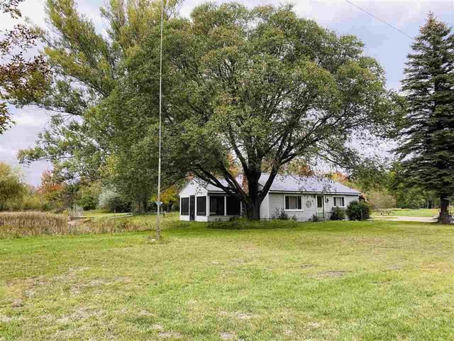 866 W Dutcher, Gladwin, MI 48624 (MLS #50057601) :: Kelder Real Estate Group