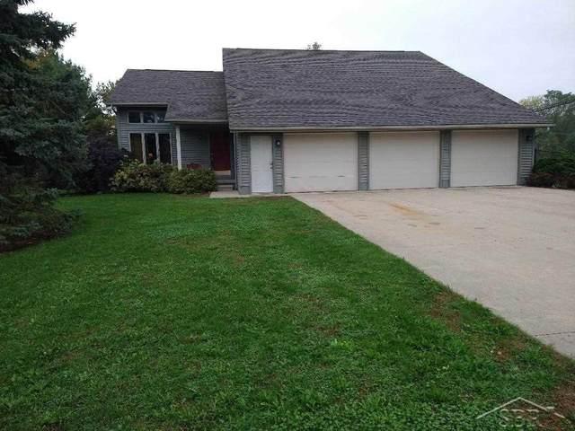 611 N Clear Water, Perry, MI 48872 (MLS #50057640) :: Kelder Real Estate Group