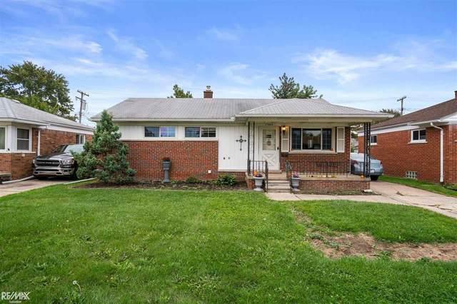 25684 Collingwood, Roseville, MI 48066 (MLS #50057840) :: Kelder Real Estate Group