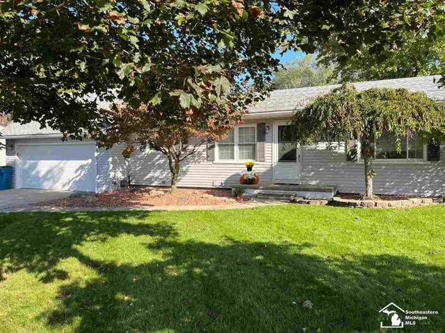 5022 Redwood Dr., Monroe, MI 48161 (MLS #50057876) :: Kelder Real Estate Group