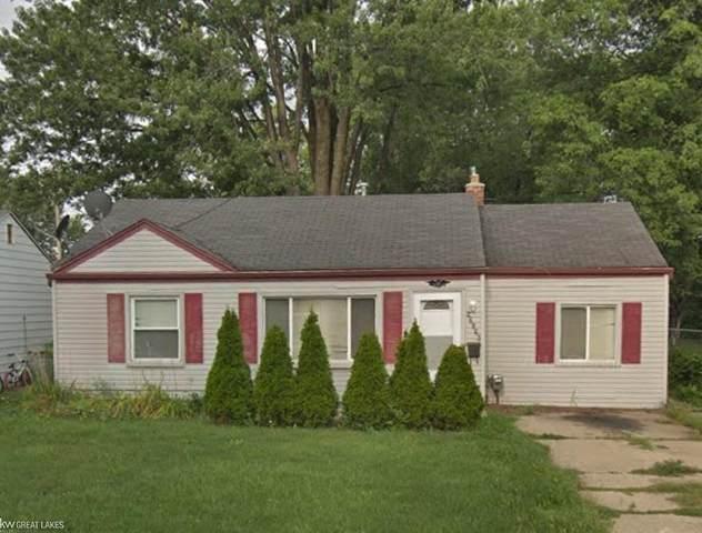 26863 Nagel, Roseville, MI 48066 (MLS #50057914) :: Kelder Real Estate Group