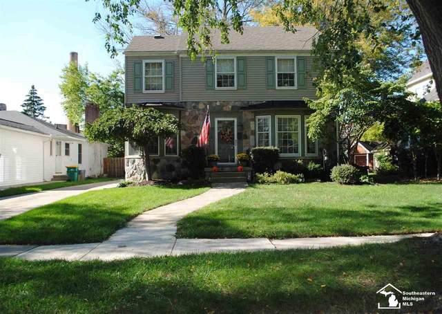 807 Hollywood, Monroe, MI 48162 (MLS #50057923) :: Kelder Real Estate Group