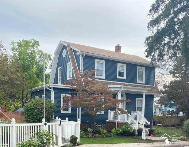 623 John R Ct, Monroe, MI 48161 (MLS #50057955) :: Kelder Real Estate Group