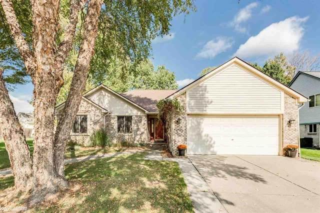 28075 Ruby Court, Chesterfield Twp, MI 48047 (MLS #50057963) :: Kelder Real Estate Group