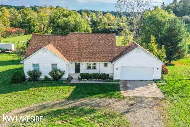 3815 Rochester, Dryden, MI 48428 (MLS #50057984) :: Kelder Real Estate Group