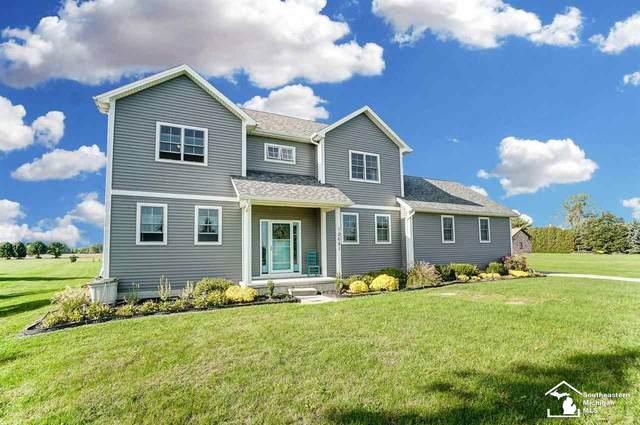 12681 Laginess, La Salle, MI 48145 (MLS #50057988) :: Kelder Real Estate Group
