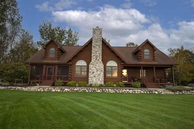 1818 8 Mile Rd, Kawkawlin, MI 48631 (MLS #50057997) :: Kelder Real Estate Group