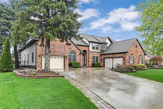 4036 Shadow Oak, Fenton, MI 48430 (MLS #50058054) :: Kelder Real Estate Group