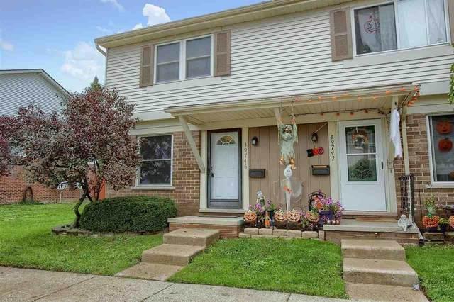 39746 Manor Dr, Harrison Twp, MI 48045 (MLS #50058107) :: Kelder Real Estate Group