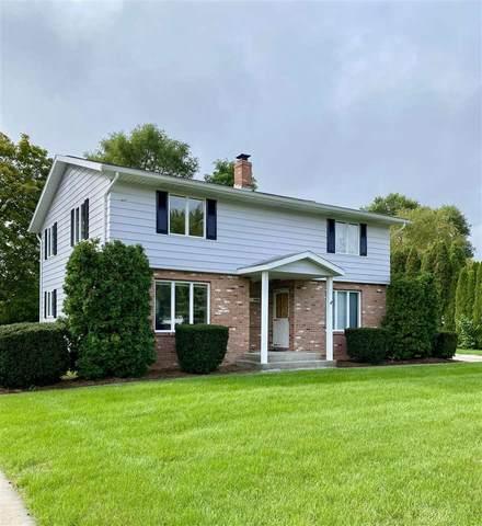 3582 Debra Lane, Bay City, MI 48706 (MLS #50058114) :: Kelder Real Estate Group