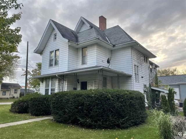 203 N Cedar, Owosso, MI 48867 (MLS #50058141) :: Kelder Real Estate Group