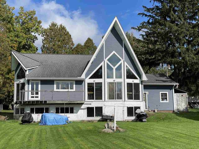 1459 Shoreline, Hartland, MI 48353 (MLS #50058146) :: The BRAND Real Estate