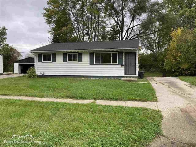 5509 Farmhill Rd, Flint, MI 48505 (MLS #50058152) :: Kelder Real Estate Group