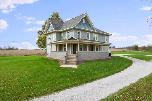 1350 W Munger, Tecumseh, MI 49286 (MLS #50058158) :: Kelder Real Estate Group