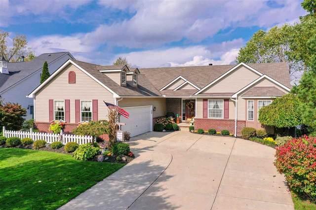 4190 Neal Ct, Linden, MI 48451 (MLS #50058171) :: Kelder Real Estate Group