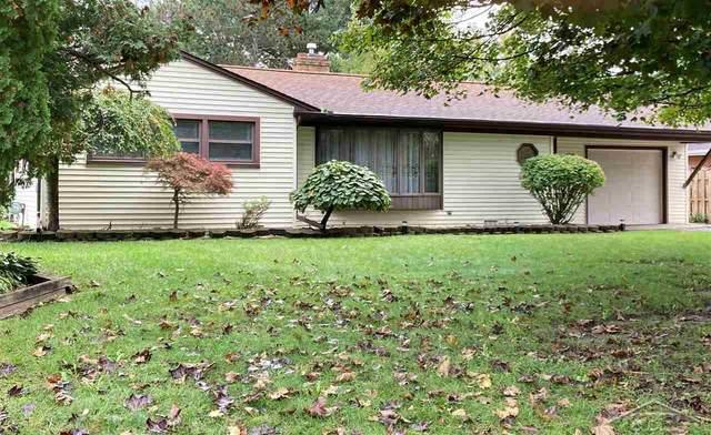 1316 Rainbow, Saginaw, MI 48638 (MLS #50058177) :: Kelder Real Estate Group