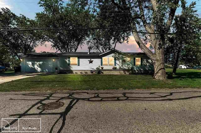 4743 Huron St., Newport, MI 48166 (MLS #50058178) :: Kelder Real Estate Group