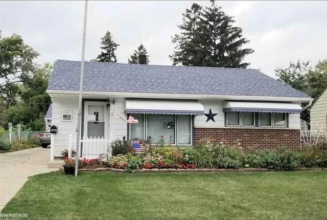 2879 Electric Ave, Port Huron, MI 48060 (MLS #50058181) :: Kelder Real Estate Group