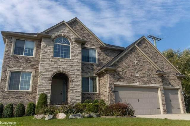 39409 Nautical, Harrison Twp, MI 48045 (MLS #50058182) :: Kelder Real Estate Group