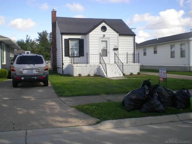 7481 Gerald, Warren, MI 48092 (MLS #50058188) :: Kelder Real Estate Group