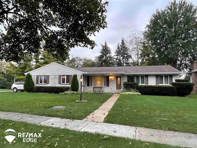 305 Delzingro, Davison, MI 48423 (MLS #50058192) :: Kelder Real Estate Group