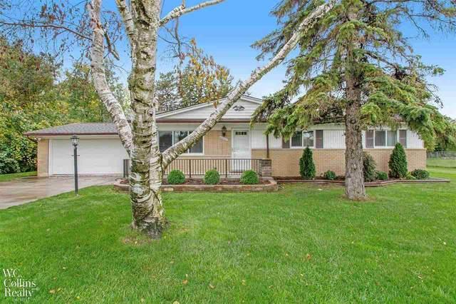 46535 Garfield Rd, Macomb, MI 48044 (MLS #50058196) :: Kelder Real Estate Group