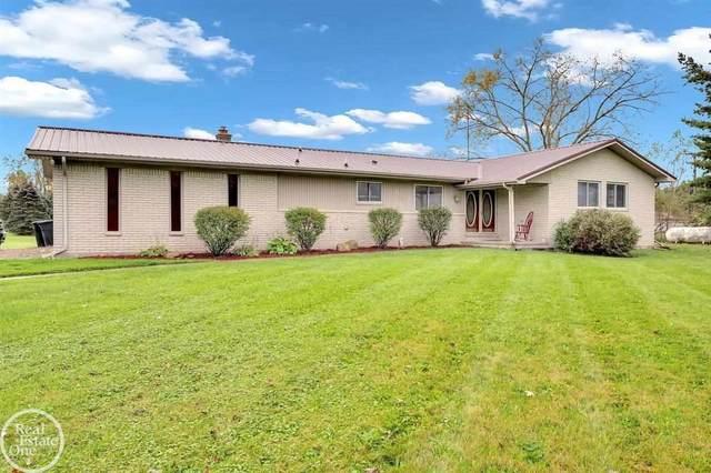 9295 Meisner, Casco, MI 48064 (MLS #50058198) :: Kelder Real Estate Group